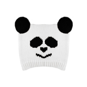 "Шапка с ушками ""Panda"""
