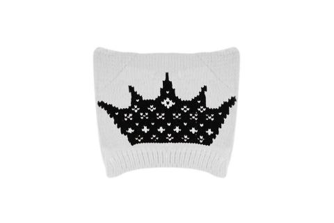 """Шапка с ушками """"Crown"""""""