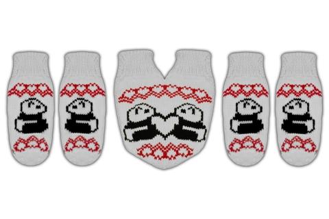 """Свадебный подарочный набор """"Panda"""""""