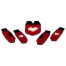 """Подарочный набор варежки для влюбленных """"Big Heart"""""""